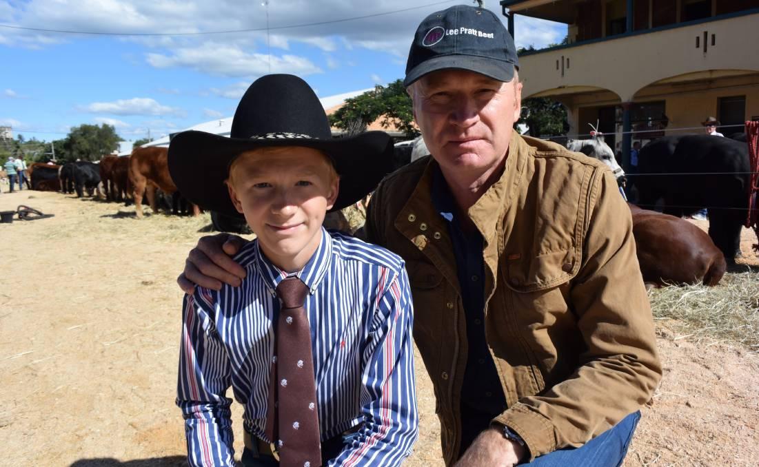 Harry Blok. cattle buyer